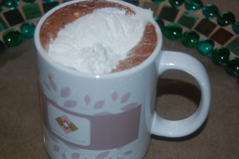 cool days, hot cocoa